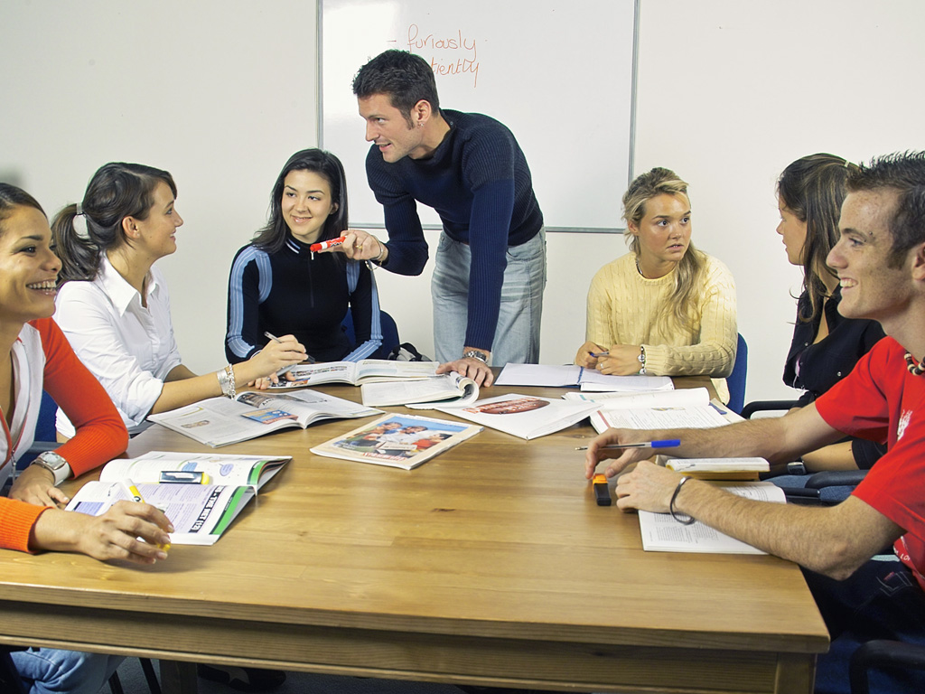 English Courses in Brighton